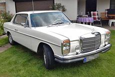 Mercedes-Benz 250 ce Strich 8