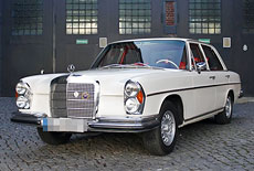 Mercedes-Benz 280 S Automatic W 108