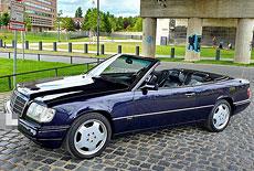 Mercedes-Benz W124 E-Klasse Cabriolet Final Edition