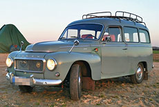 Volvo P210A Duett