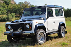 Land Rover Defender LD