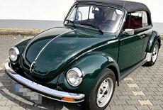 VW Käfer 1303 Cabriolet