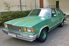 Chevrolet Malibu Classic Serie 1A
