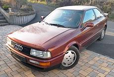Audi Coupé Quattro 20V B3