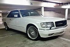 Mercedes-Benz 560 SEC C126