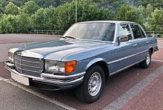 Mercedes-Benz 450 SEL 6.9 W116