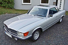 Mercedes-Benz 350 SLC C107
