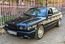 BMW E34 540iA