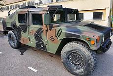 AM General Hummer H1 (HMMWV M998)