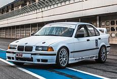BMW E36 325i Rennwagen