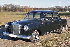 Mercedes-Benz 190b W 121