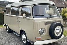VW Bus T2a Westfalia