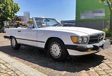 Mercedes-Benz 560 SL R 107
